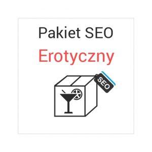 Pakiet SEO Erotyczny