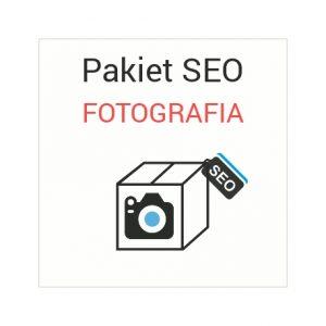 Pakiet SEO Fotografia