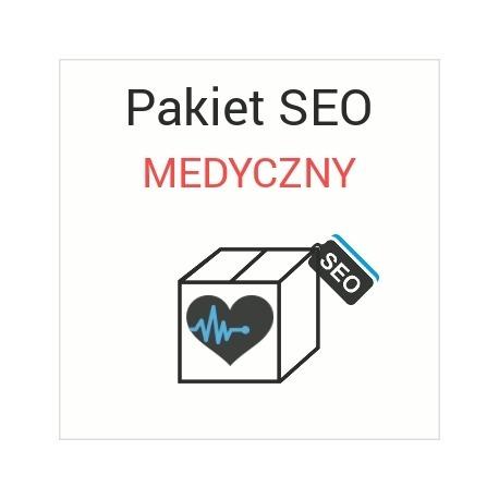 Pakiet SEO Medyczny