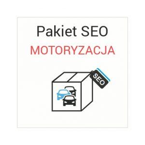 Pakiet SEO Motoryzacja