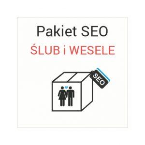 Pakiet SEO Ślub I Wesele